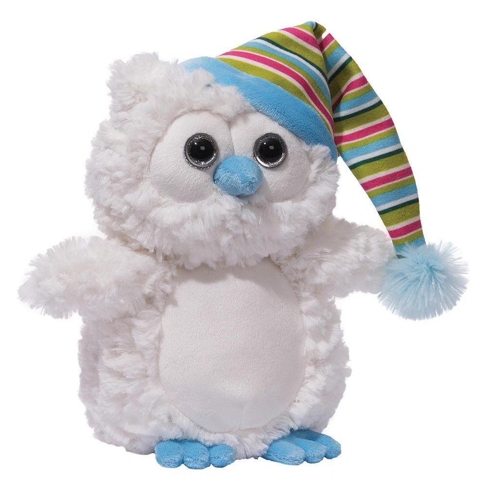 Gund Мягкая игрушка Snowfall 20,5 см