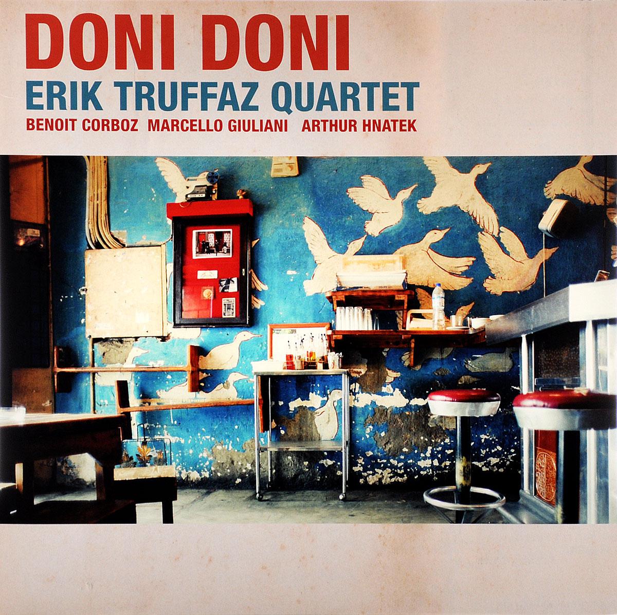 Erik Truffaz Quartet Erik Truffaz Quartet. Doni Doni (LP) dana erik fables fantastiques livre 6