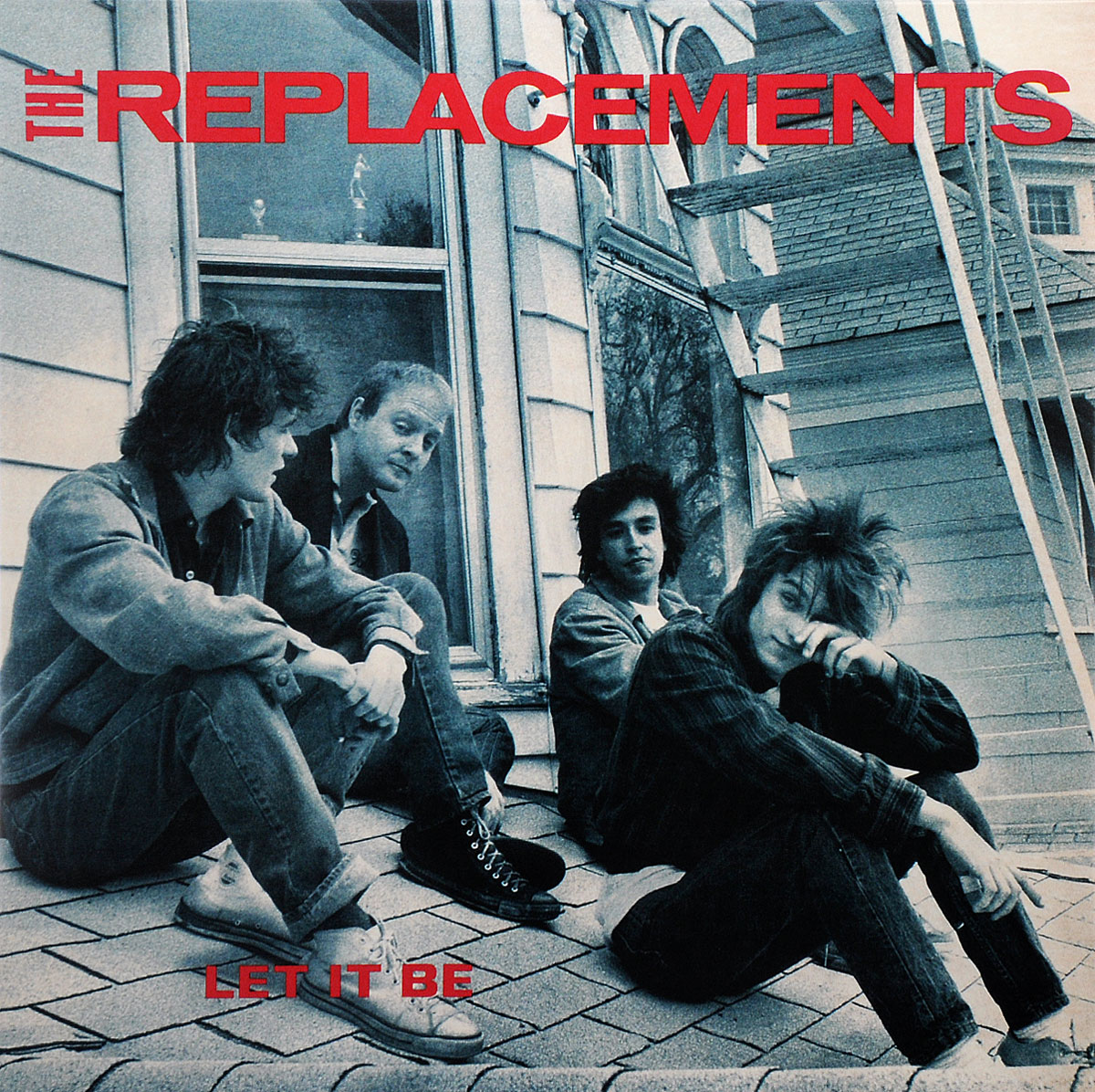 The Replacements The Replacements. Let It Be (LP) replacements replacements sorry ma