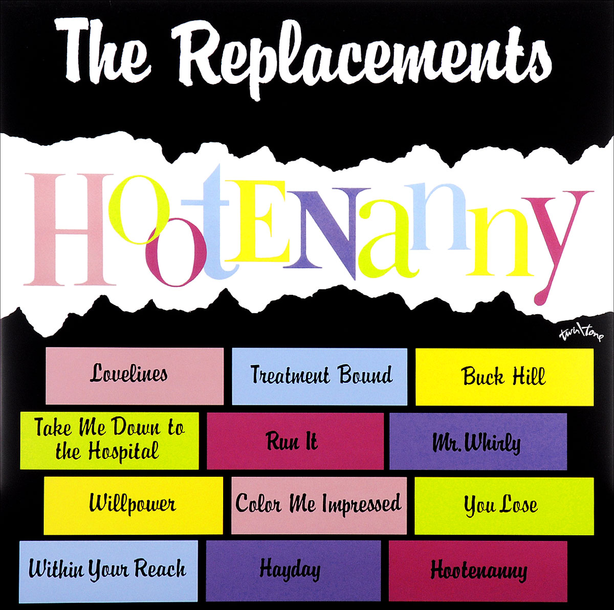 The Replacements The Replacements. Hootenanny (LP) replacements replacements let it be