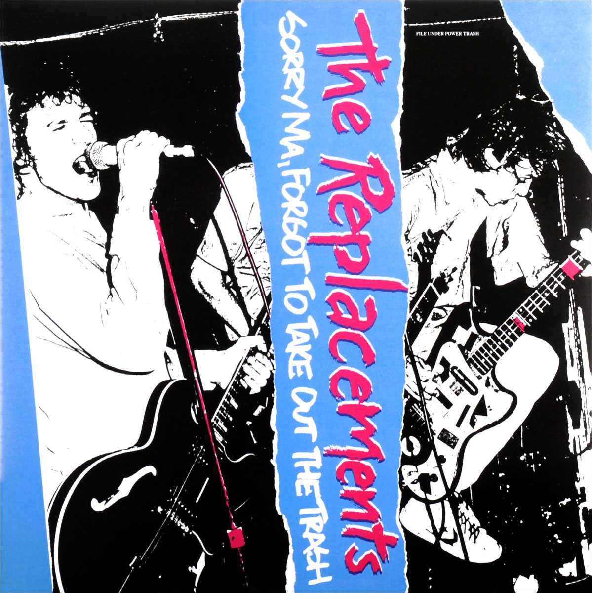 The Replacements The Replacements. Sorry Ma, Forgot To Take Out The Trash (LP) hai ma lisi 1 2