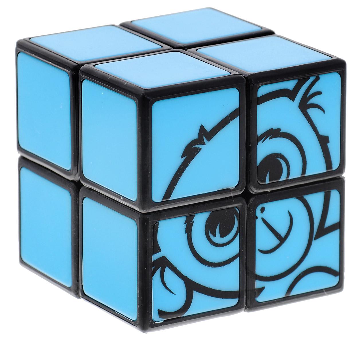 Rubik's Головоломка Кубик Рубика 2х2 цвет голубой желтый игра головоломка rubiks кубик рубика 2х2
