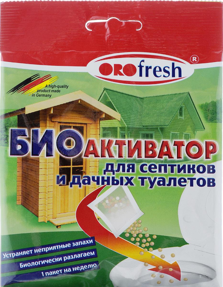 Биоактиватор для септиков и дачных туалетов ORO-Fresh, 25 г
