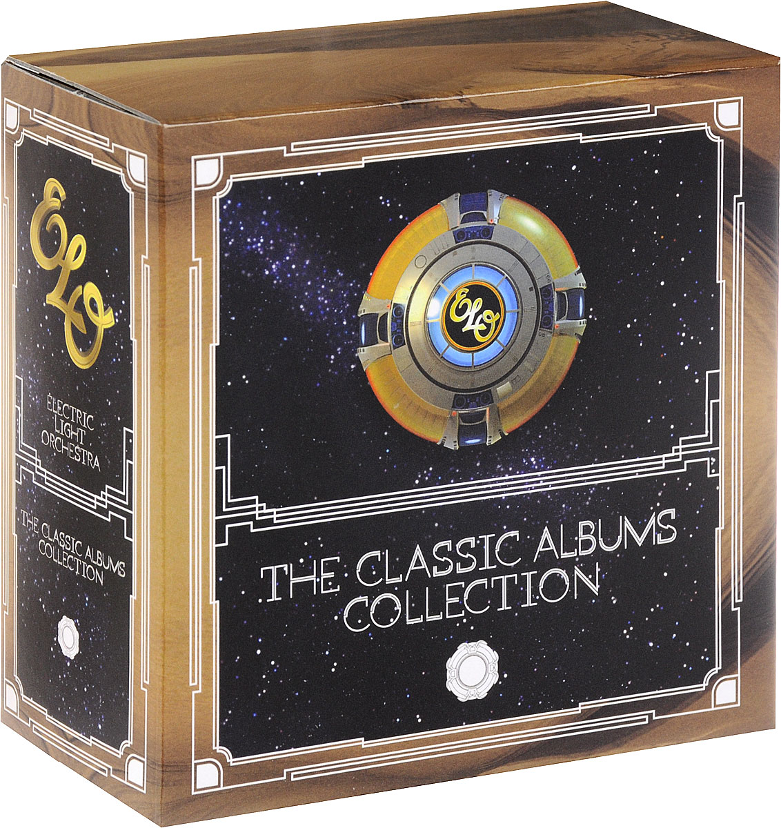 Electric Light Orchestra Electric Light Orchestra. The Classic Albums Collection (11 CD) cd billie holiday the centennial collection