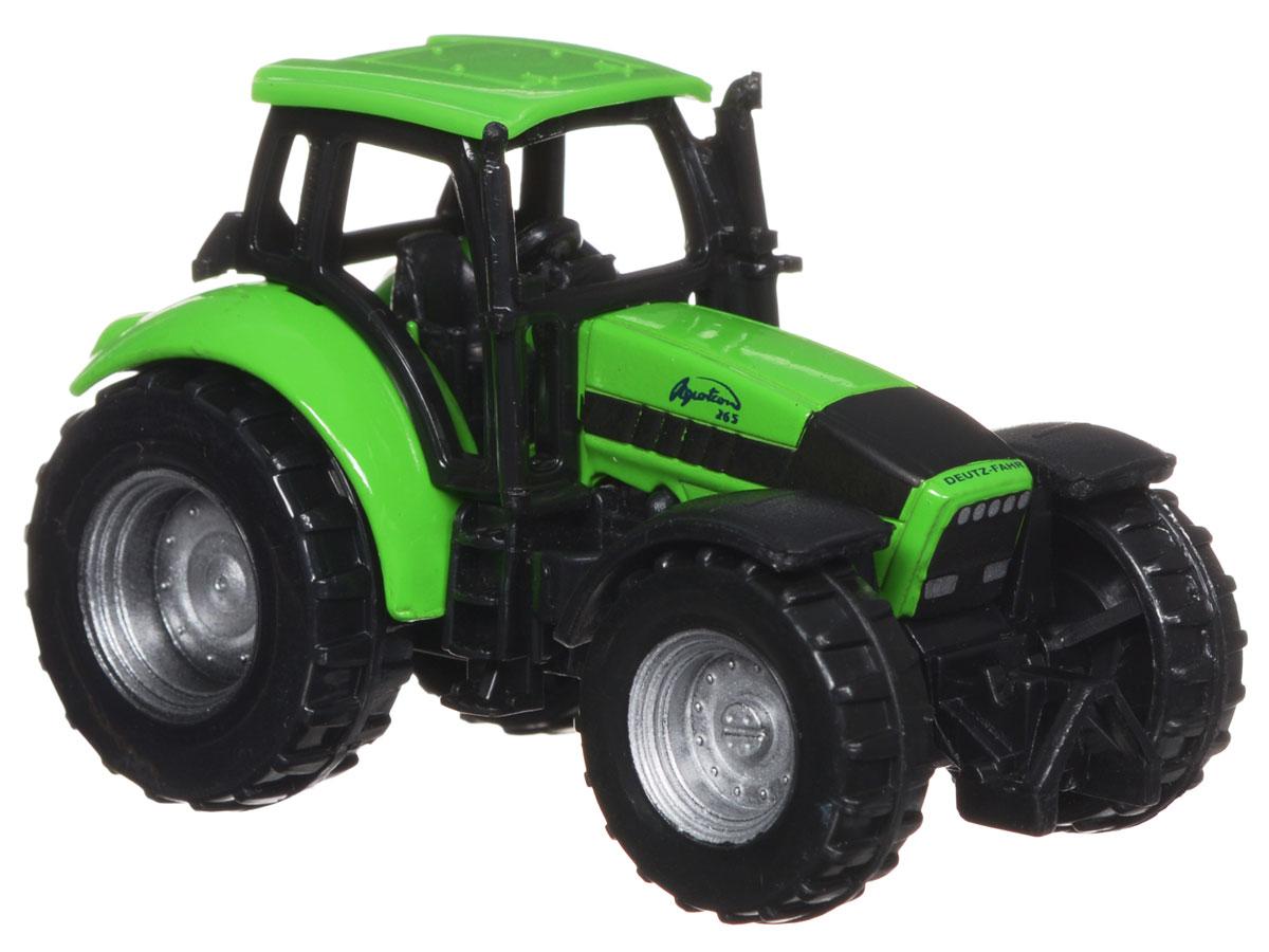 Siku Трактор Deutz-Fahr Agrotron масштабная модель deutz d 8005 a
