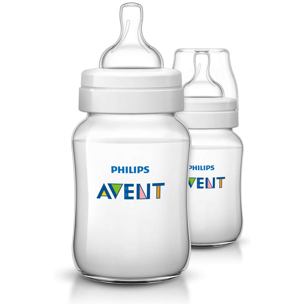 Важна ли форма соски на детской бутылочке