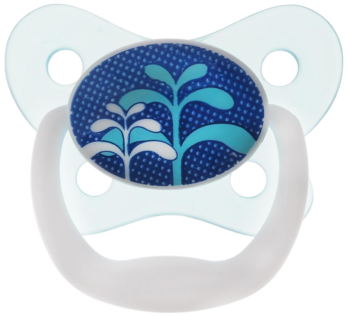 Dr. Browns Пустышка PreVent Бабочка Трава от 0 до 6 месяцев