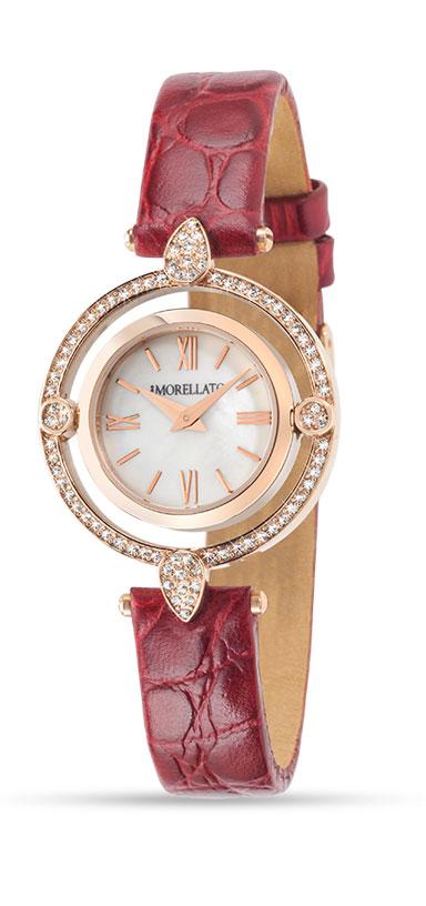 Часы наручные женские Morellato Venere, цвет: бордовый. R0151121504 все цены