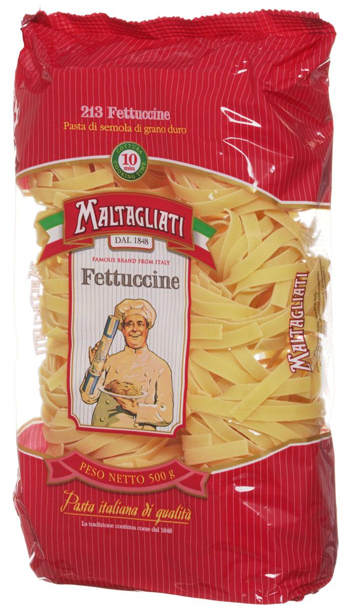 Maltagliati Fettuccine Клубки лапша макароны, 500 г