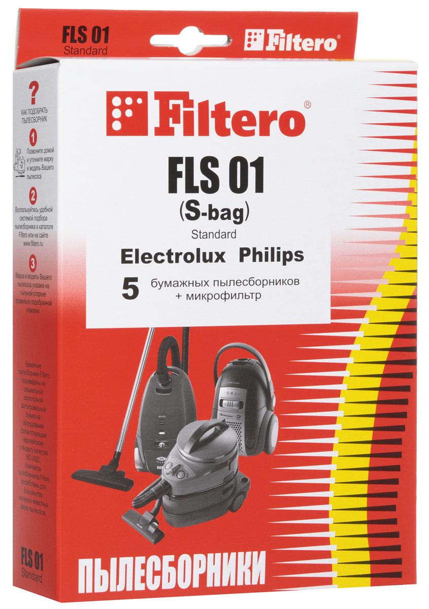 Filtero FLS 01 (S-bag) Standard пылесборник (5 шт)