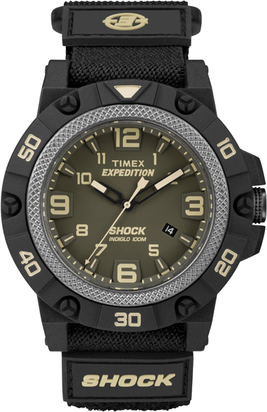 Наручные часы мужские Timex, цвет: зеленый, черный. TW4B00900 наручные часы timex marathon цвет черный t5k803