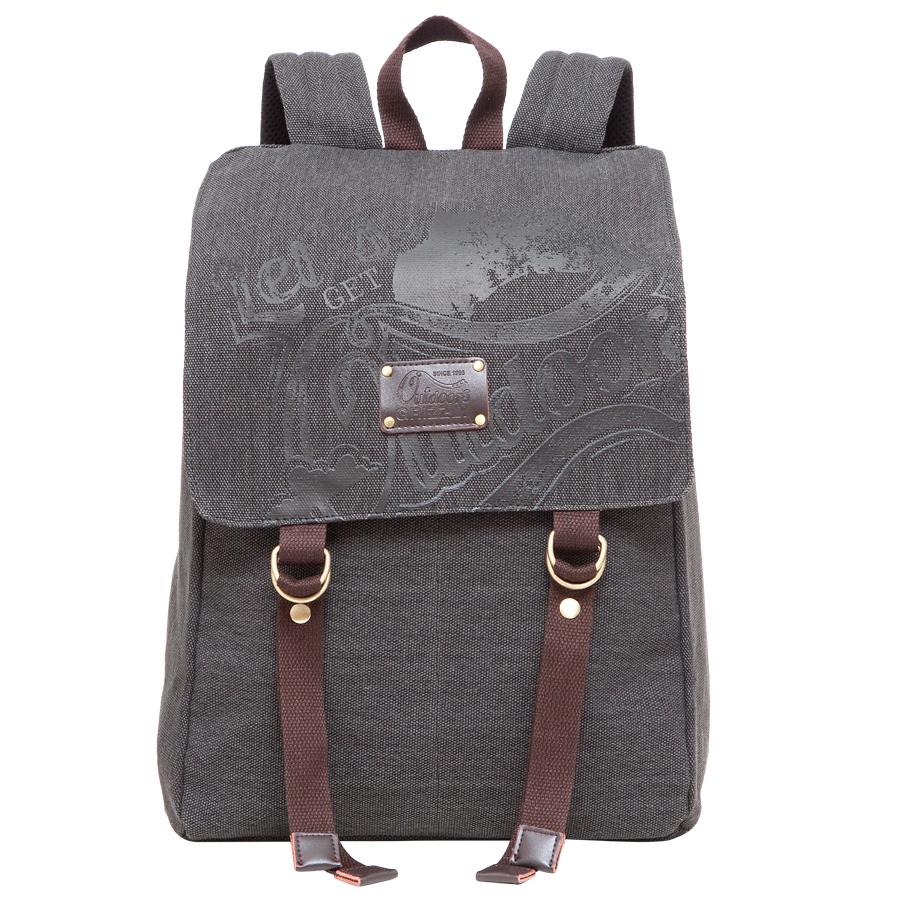 Рюкзак городской Grizzly, цвет: черный. RU-620-1/2 цена