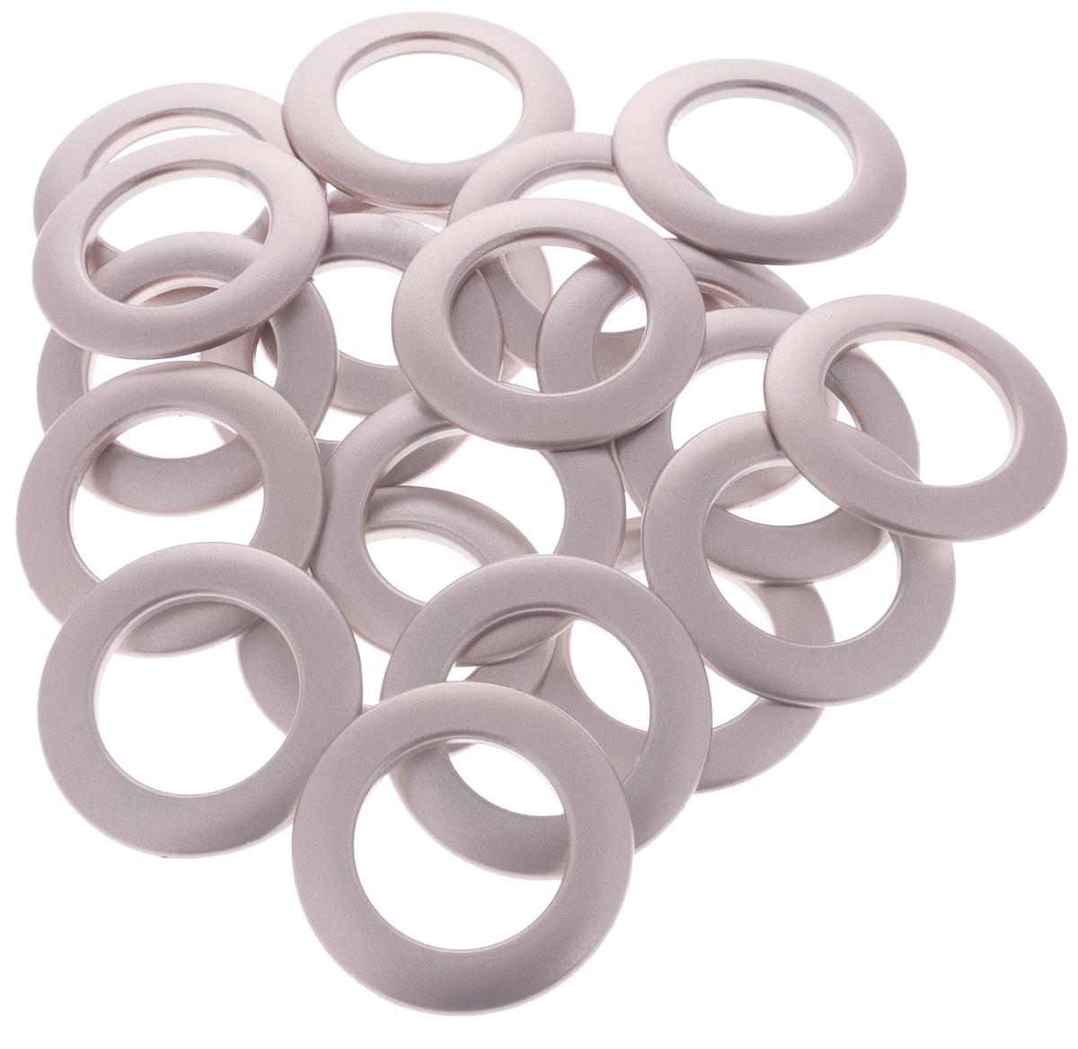 Набор люверсов Belladonna, цвет: розовый металлик, диаметр 35 мм, 10 шт бюстгальтер patti belladonna белый 80c ru