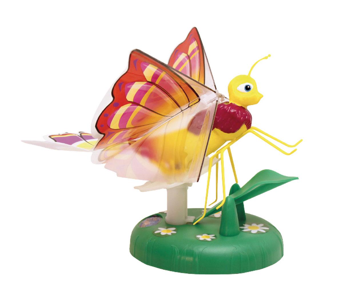 Splash Toys Интерактивная игрушка Летающая бабочка цвет желтый игрушка летающая мишень hovertech targetfx hovertech