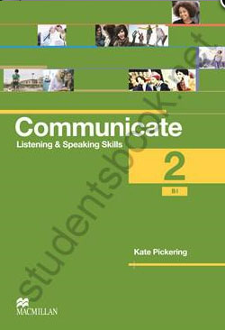 Communicate 2: Listening and Speaking Skills: Coursebook communicate 1 listening