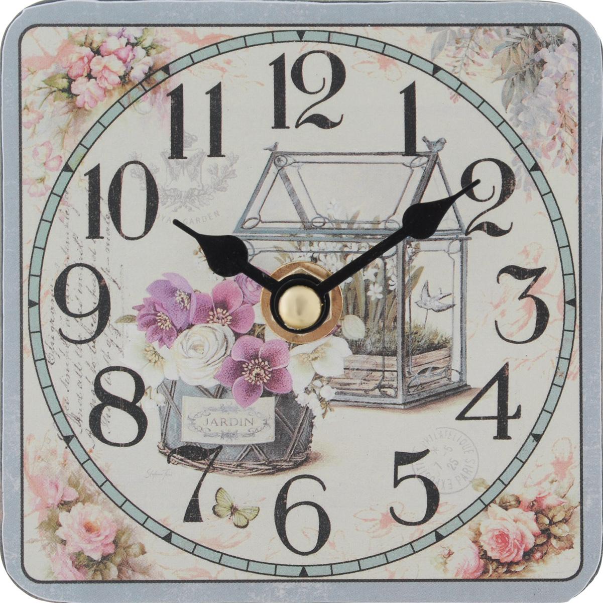 Часы настольные Феникс-Презент