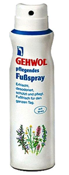 Gehwol Caring Foot Spray - Дезодорант для ног 150 мл цена