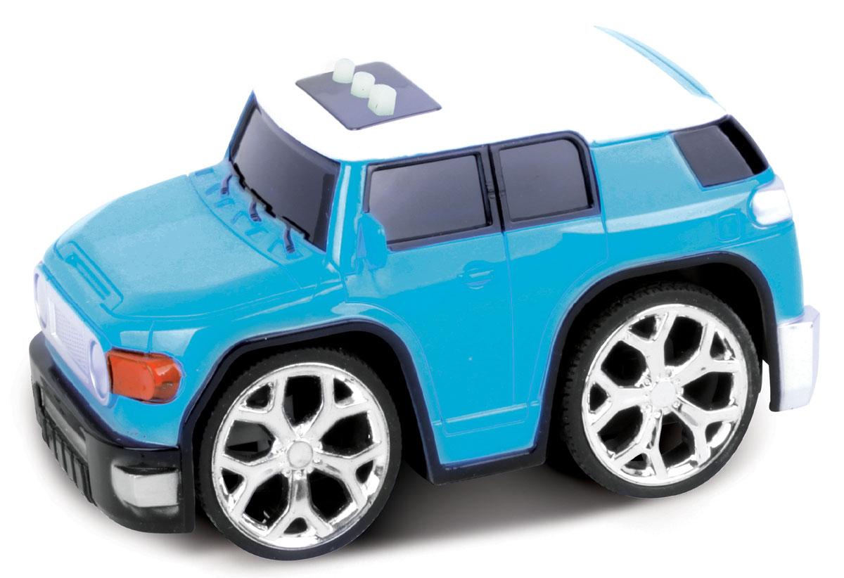 Машинка BlueSea со светом и звуком голубой
