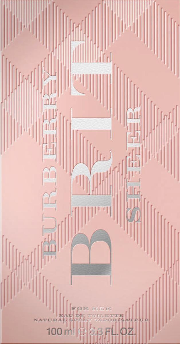 Burberry Brit Sheer Woman Туалетная вода, 100 мл1728Автор аромата - Emilie Coppermann. Парфюм был разработан для воплощение юного и жизнерадостного настроения Burberry Brit, а также для того, чтобы подчеркнуть индивидуальность и редкую харизму женщины, для которой был создан этот аромат. Цветочно-фруктовая композиция очень нежная, веселая и свежая. Этот парфюм - воплощение молодого духа Burberry. Классификация аромата: Цветочные. Мускус, мандарин, древесина, груша, пион, ананас (листья), личи, юзу, душистый горошек, виноград, персик (цветок). Туалетная вода - один из самых популярных видов парфюмерной продукции. Туалетная вода содержит 4-10% парфюмерного экстракта. Главные достоинства данного типа продукции заключаются в доступной цене, разнообразии форматов (как правило, 30, 50, 75, 100 мл), удобстве использования (чаще всего - спрей). Идеальна для дневного использования. Товар сертифицирован. Краткий гид по парфюмерии: виды, ноты, ароматы, советы по выбору. Статья OZON Гид