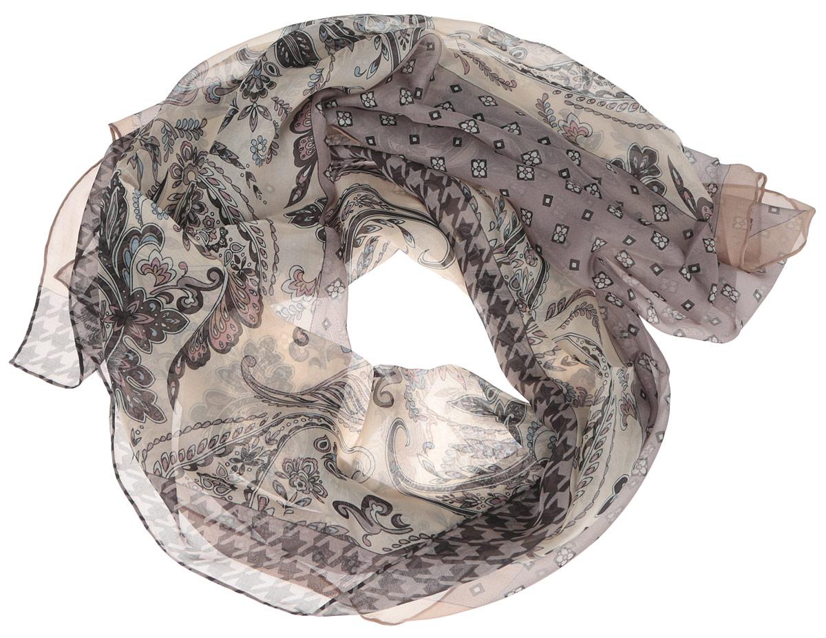 Шарф Fabretti msek wsj161676 женский шарф корейский длинный шарф шарф пляжа шарф шарфа двойного назначения шарф женщины светлый фиолетовый