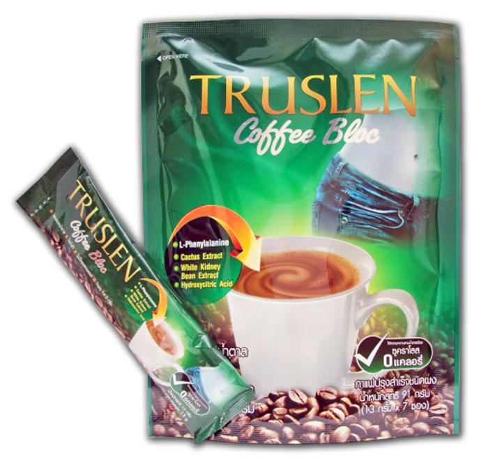 Truslen Coffee Bloc кофейный напиток, 7 шт bloc