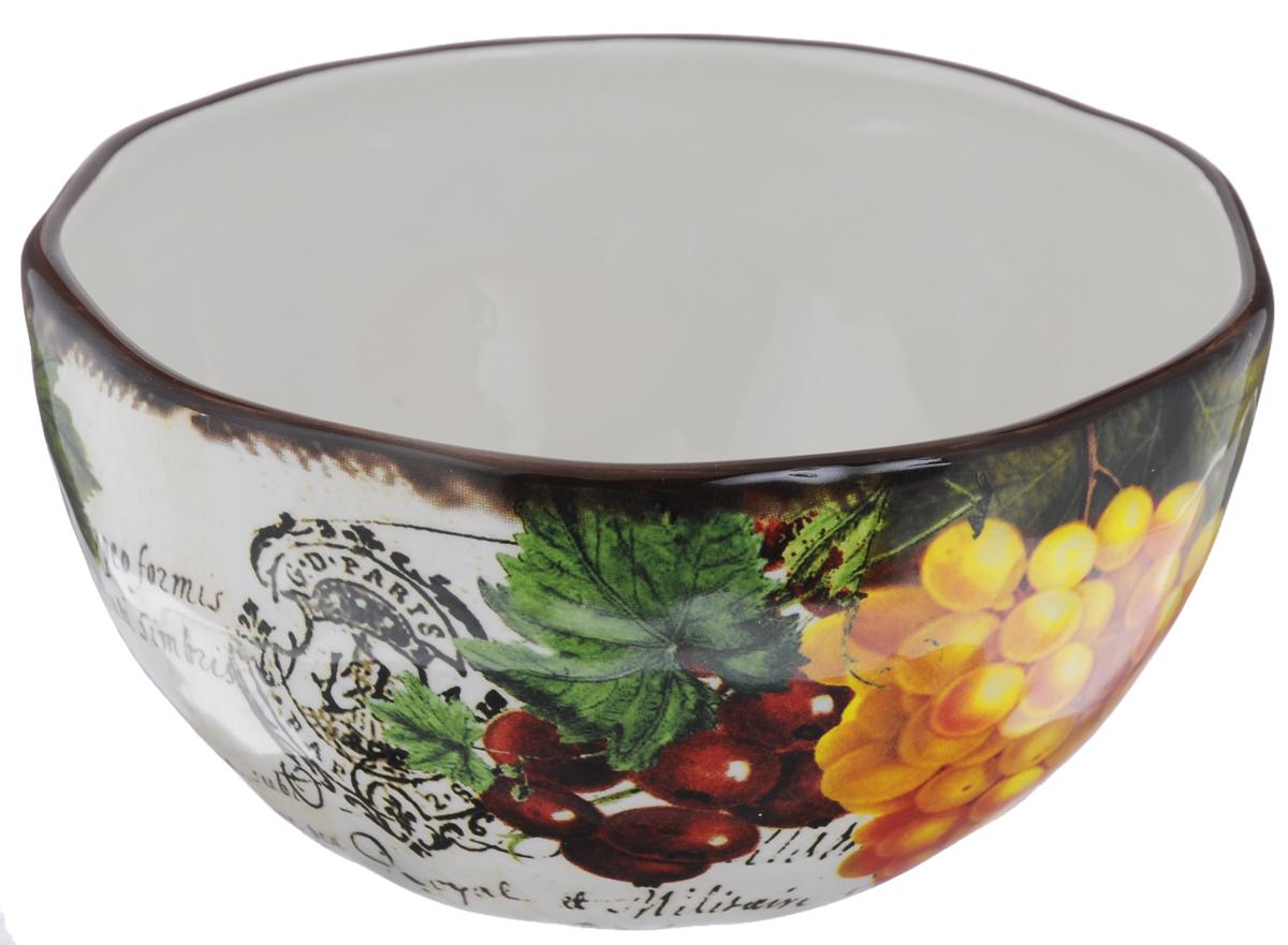 Салатник Certified International Фрукты, диаметр 14 см салатник 12 см certified international