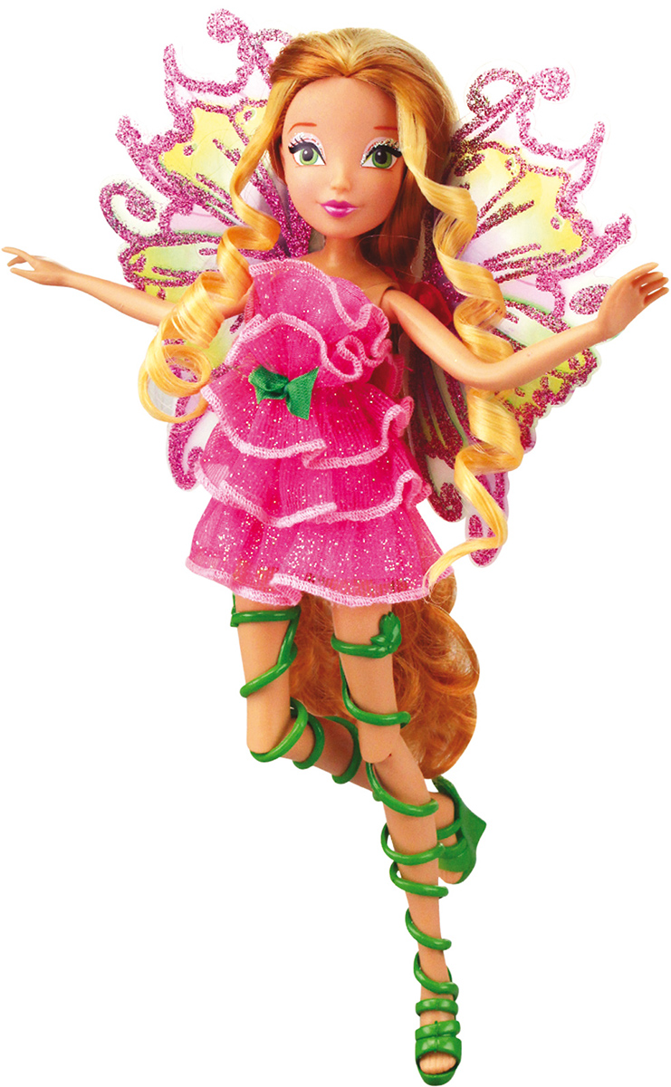 Winx Club Кукла Мификс Флора