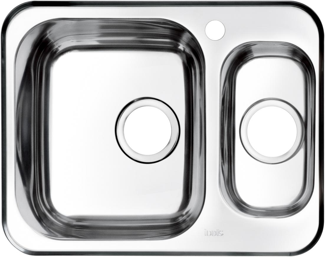 Мойка Iddis Strit, 1, 1/2, основная чаша слева, 60,5 х 48 см. STR60SXi77STR60SXi77Корпус мойки Iddis Strit выполнен из специальной нержавеющей стали марки 304 с содержанием хрома 18%, и никеля 10%. Это гарантирует устойчивость к воздействию химических веществ, появлению пятен и коррозии. Толщина стали в мойке 0,8 мм. Специальное дополнительное антишумовое покрытие Silenon, нанесенное на обратную сторону чаш, разработано для снижения шума воды в мойке. Конструкция краев мойки, крепления и специальная уплотнительная прокладка обеспечивает максимально плотное прилегание к столешнице и защищает от протекания. Мойка из нержавеющей стали Iddis имеет изготовленное на заводе отверстие под смеситель, что делает ее полностью готовой к установке. Наличие шаблона для выреза отверстия в столешнице для каждой модели облегчает процесс установки моек Iddis. Гарантия на мойки из нержавеющей стали Iddis составляет 15 лет. Глубина чаш: 180 и 125 мм, размер чаш: 330 х 380 и 300 х 162 мм.