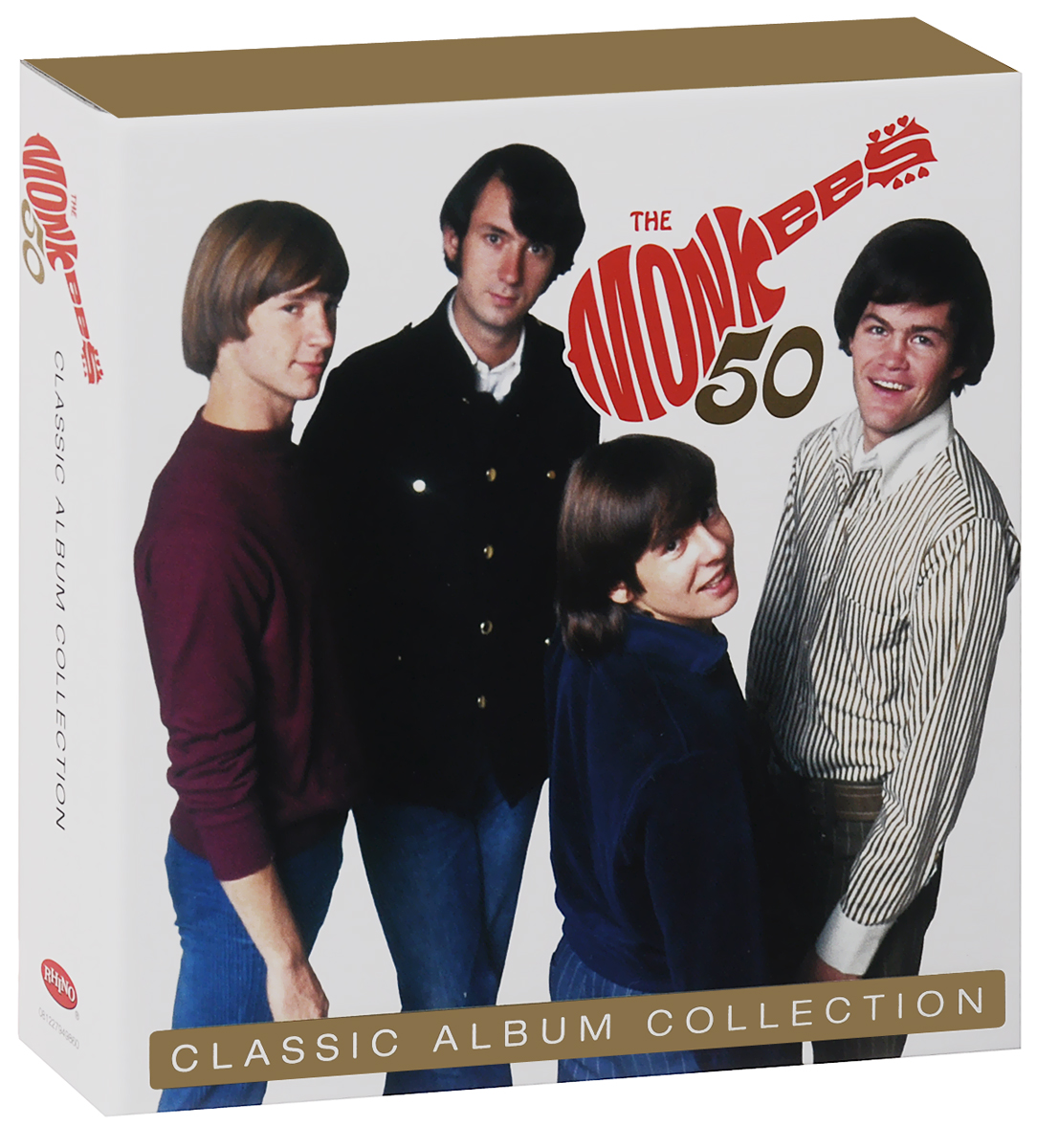 цена на The Monkees The Monkees. Classic Albums Collection (10 CD)