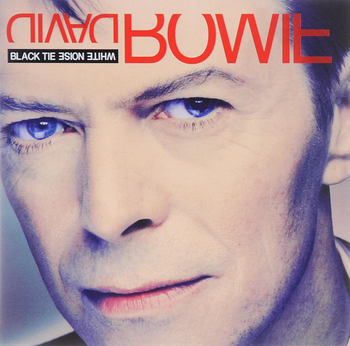 Дэвид Боуи David Bowie. Black Tie White Noise