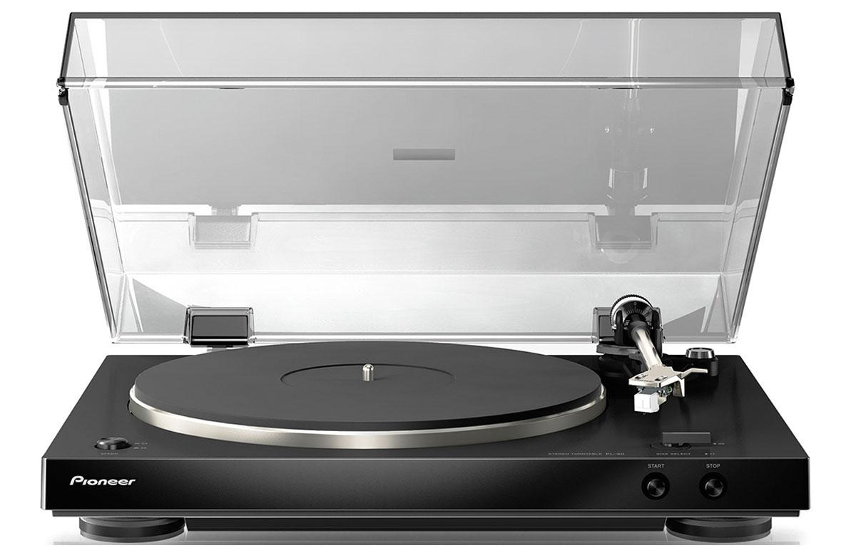 Проигрыватель виниловых дисков Pioneer PL-30-K pioneer pl 30 k