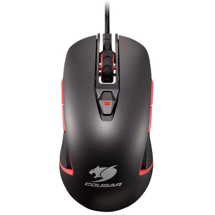лучшая цена Игровая мышь Cougar 400M, Grey