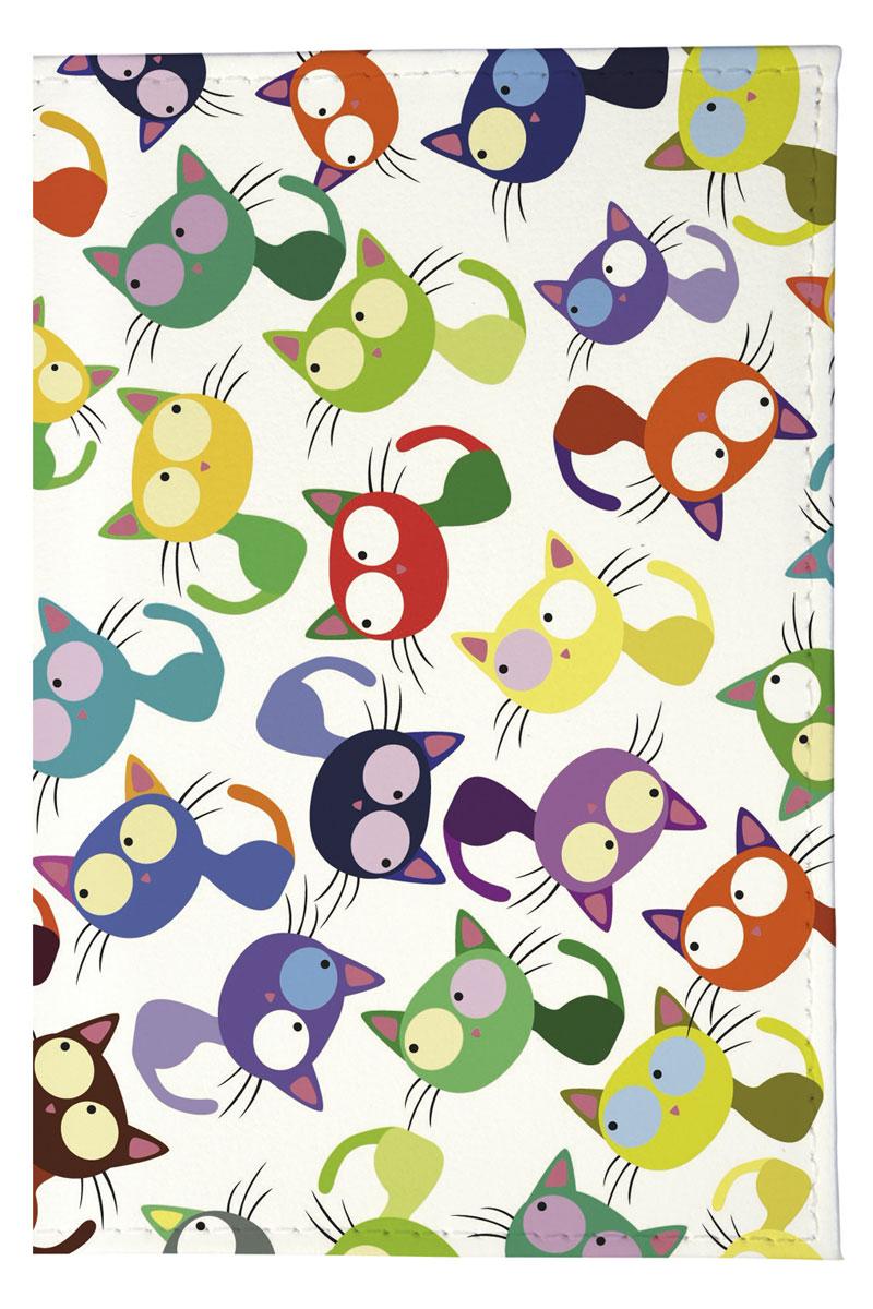Обложка для паспорта женская Mitya Veselkov