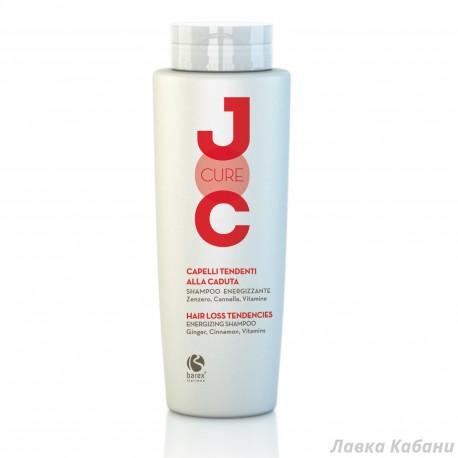 Barex Шампунь против выпадения волос Joc Care Anti-Hair Loss Bath, 250 мл