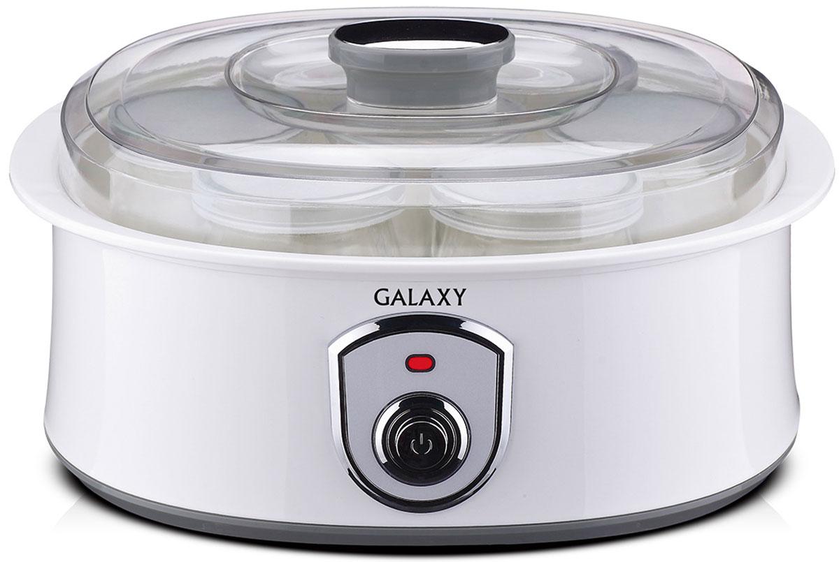 лучшая цена Йогуртница Galaxy GL 2690