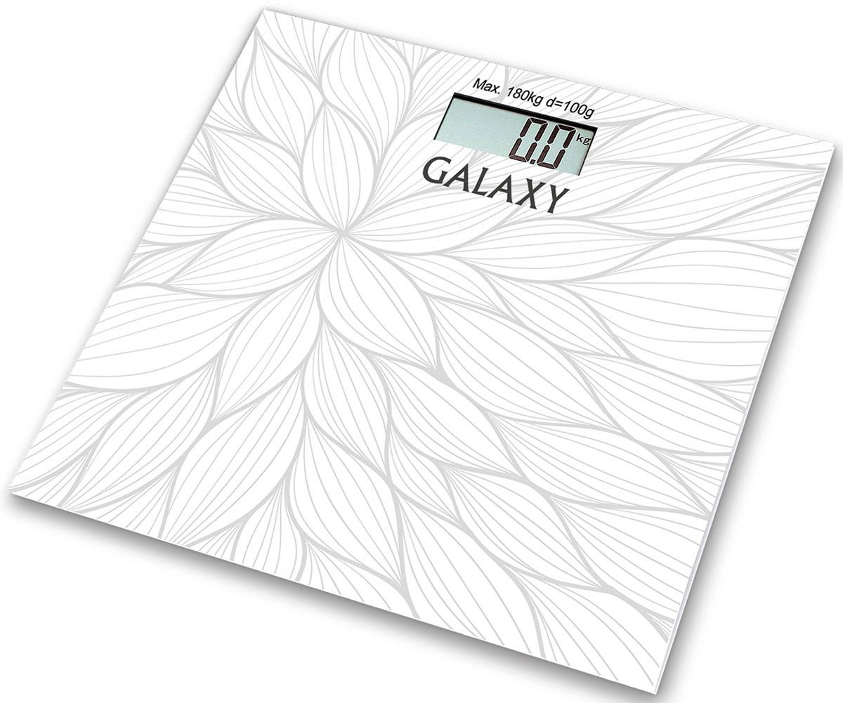 Напольные весы Galaxy GL 4807 galaxy gl 4922 blue pink насадки к наборам для педикюра