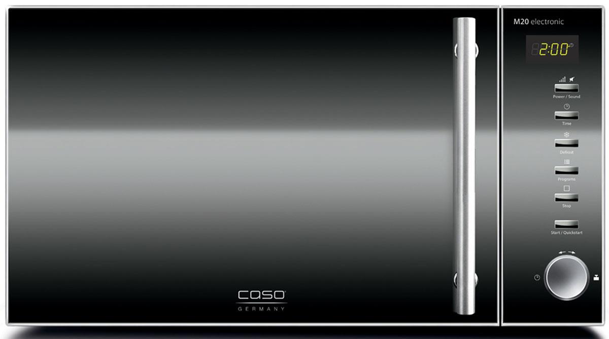 Микроволновая печь Caso M 20 Electronic, Black