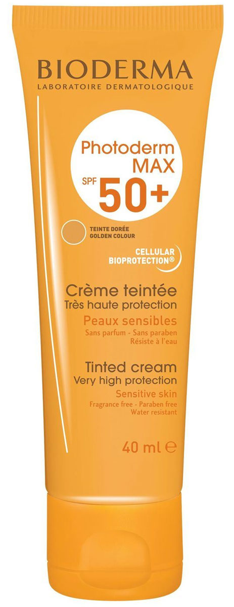 Bioderma MAX тональный крем Photoderm SPF 50+ 40 мл bioderma photoderm max