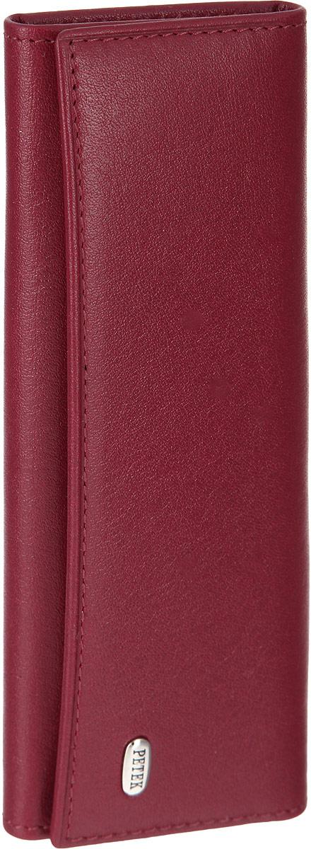 Ключница Petek 1855, цвет: бургунди. 519.4000.10 цена