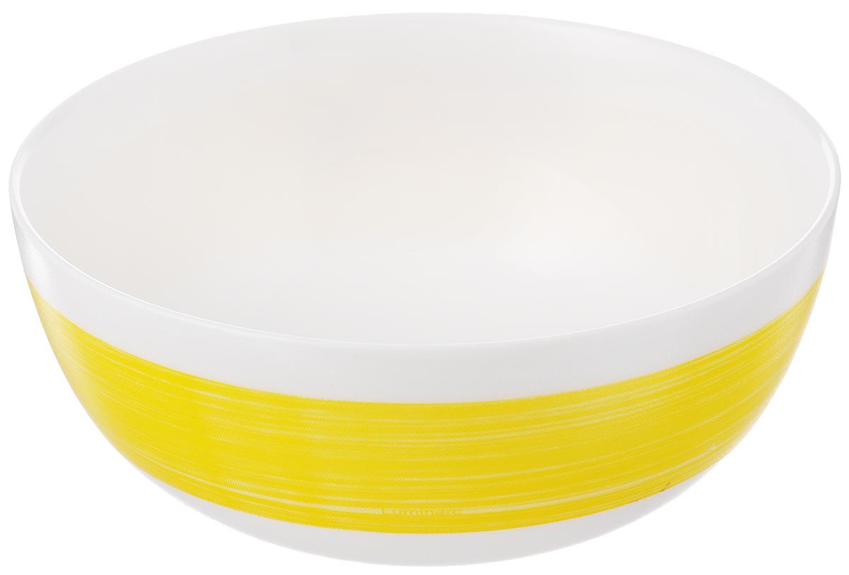 Салатник Luminarc Color Days Yellow, диаметр 12,5 см салатник luminarc sunrise диаметр 27 см