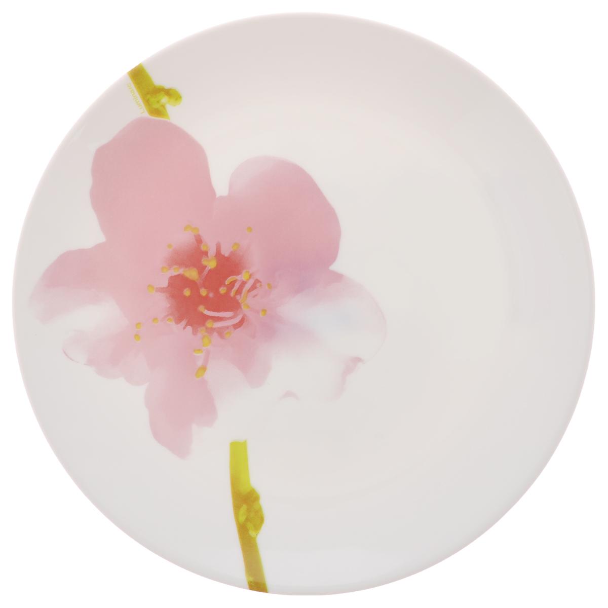 "Тарелка десертная Luminarc ""Water Color"", диаметр 19 см"