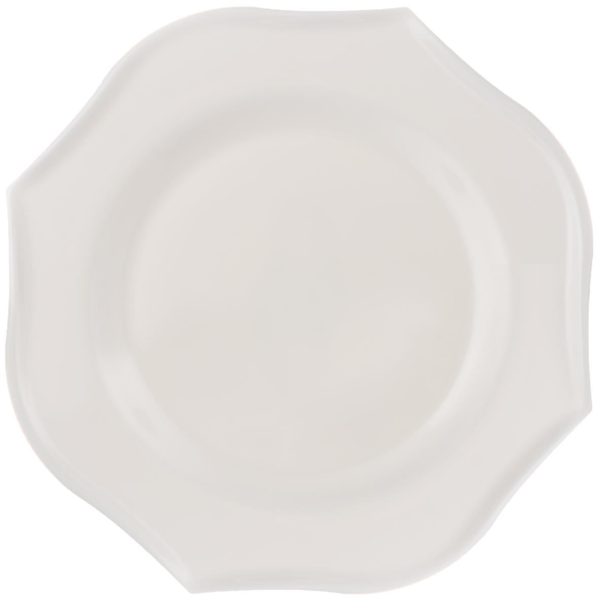 """Тарелка десертная Luminarc """"Louisa"""", 21 х 21 см"""