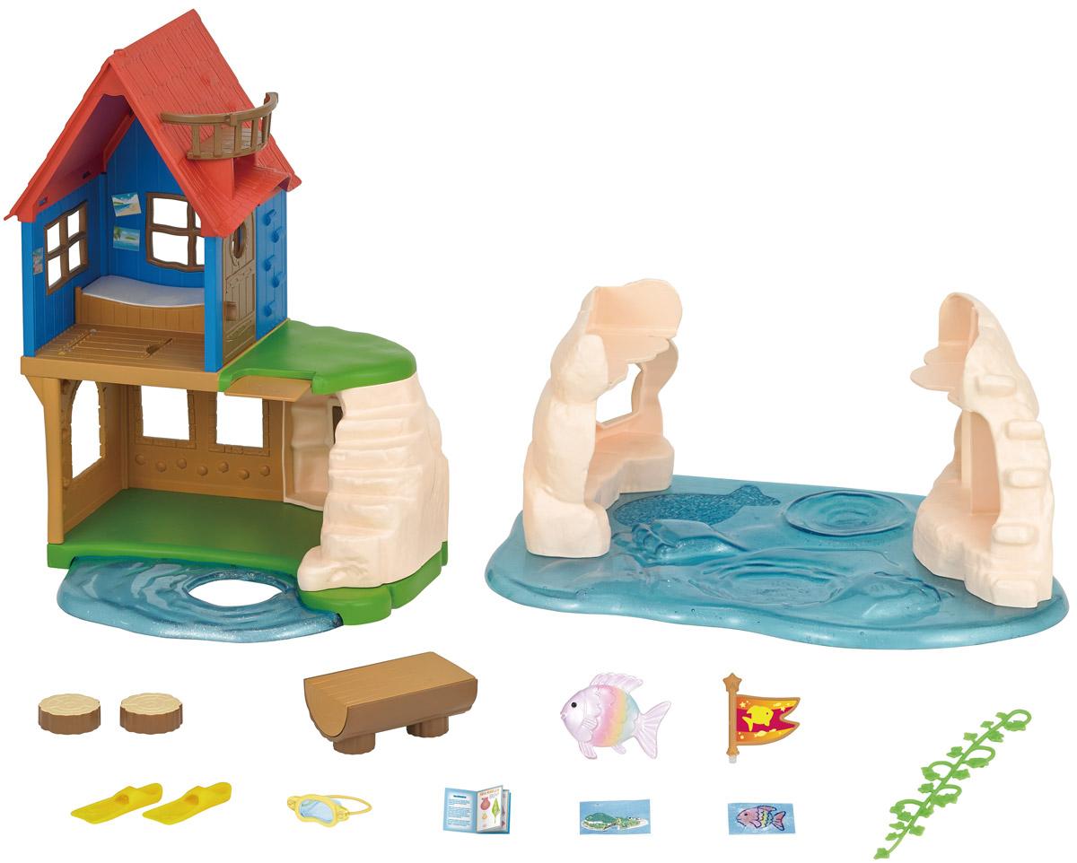 Sylvanian Families Игровой набор Домик на рифе