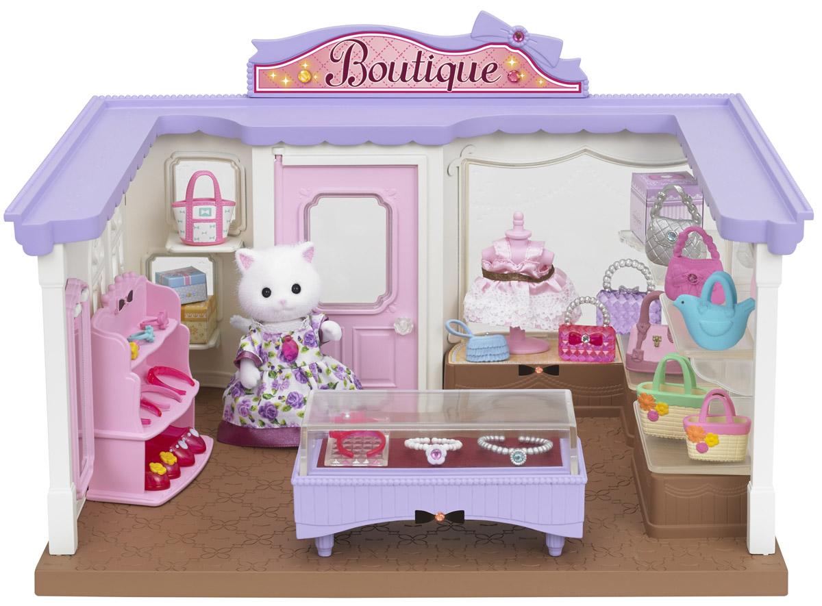 Sylvanian Families Игровой набор Модный бутик кукольные домики и мебель sylvanian families набор модный бутик