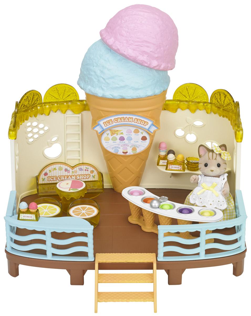 Sylvanian Families Игровой набор Кафе-мороженое