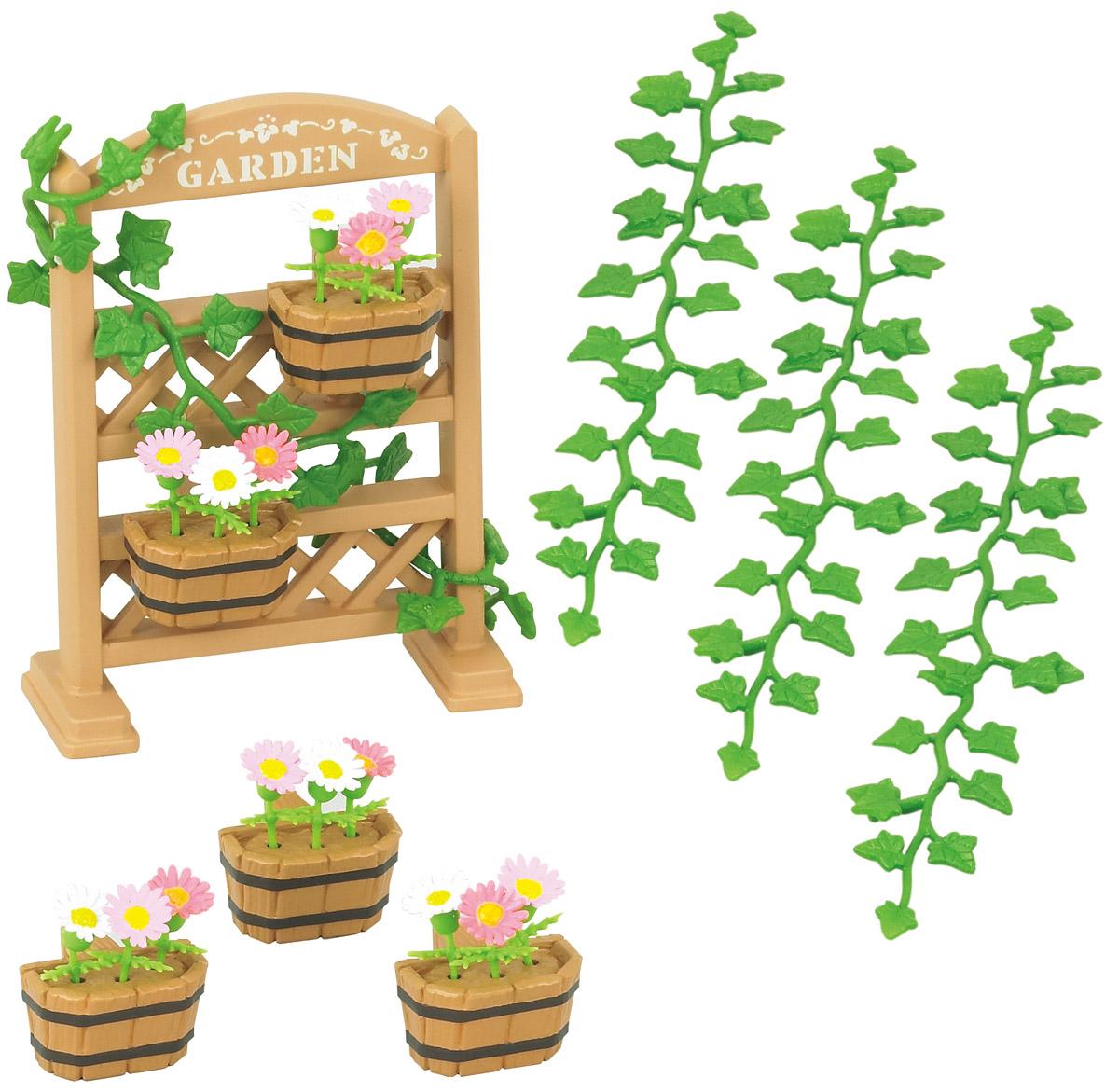 Sylvanian Families Игровой набор Садовый декор
