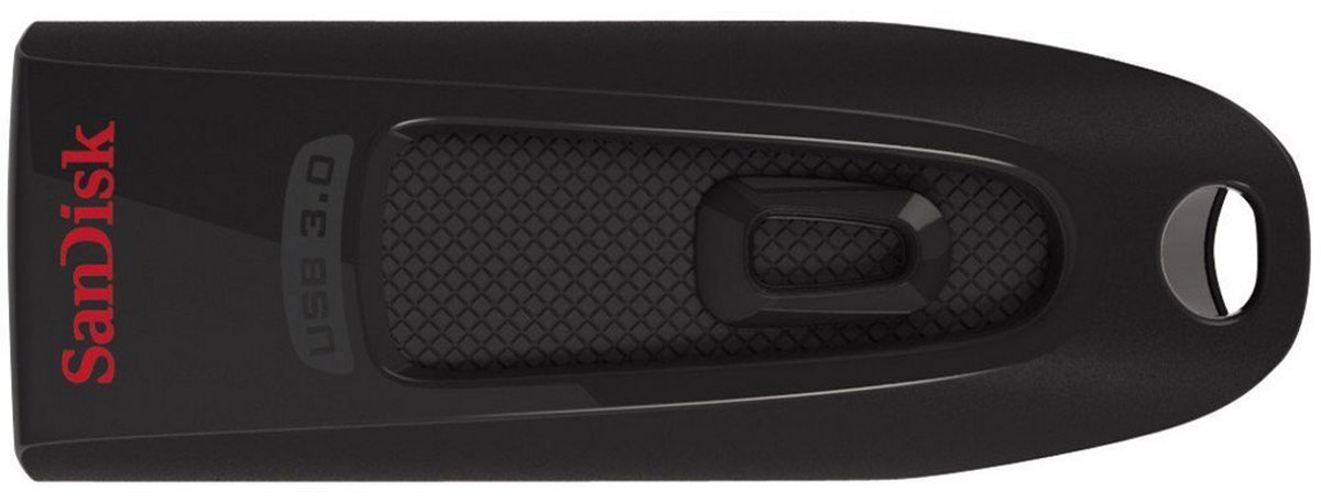 SanDisk Ultra USB 3.0 128GB, Black USB-накопитель