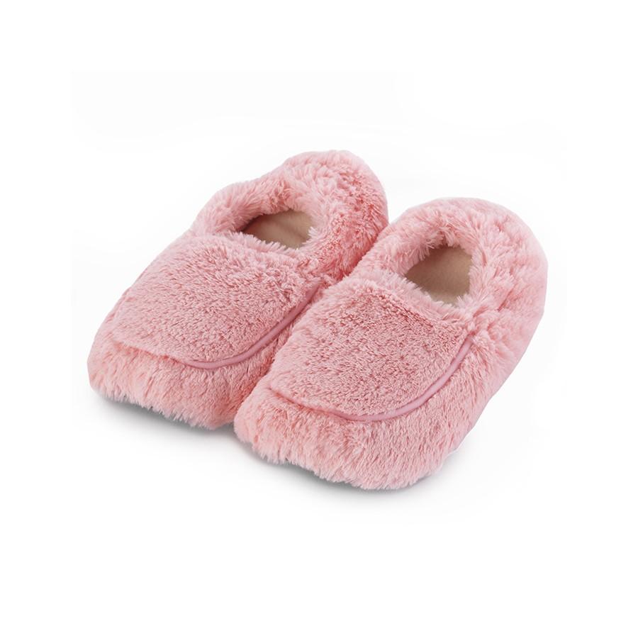 грелки Warmies Тапочки-грелки цвет розовый