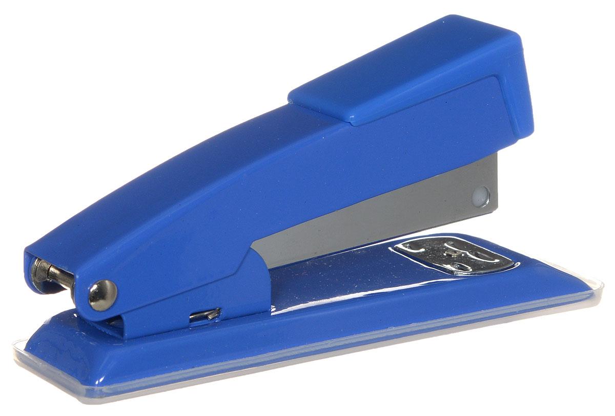 Centrum Степлер для скоб №24/6 26/6 цвет синий степлер fusion для скоб 24 6 цвет серо голубой белый