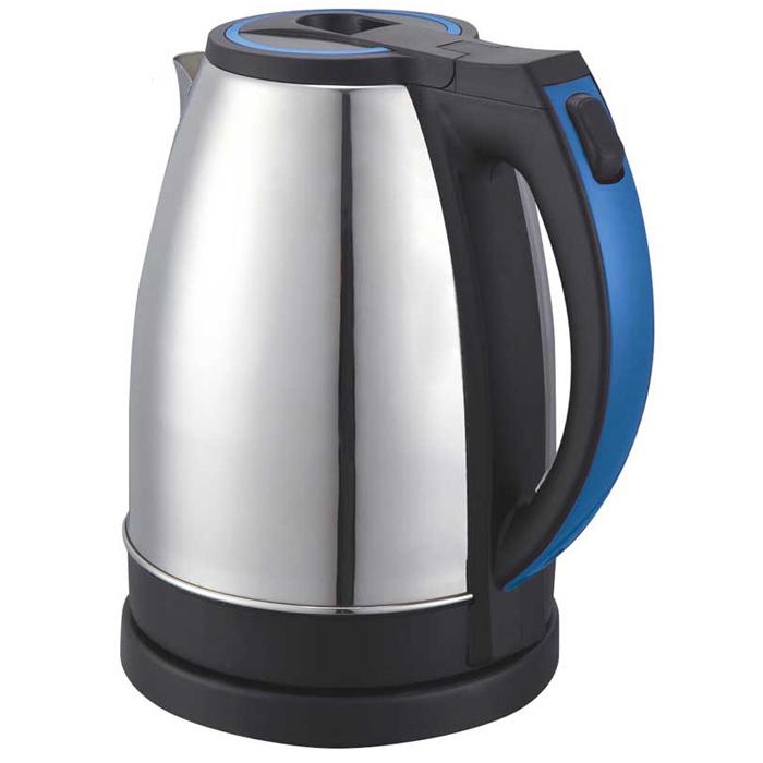 Электрический чайник Supra KES-2231, Steel Blue чайник электрический supra kes 1705 beige